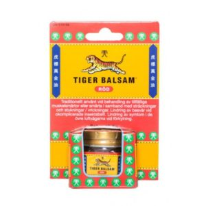 Tiger Balsam röd salva